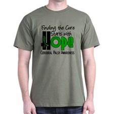 HOPE Cerebral Palsy 4 T-Shirt