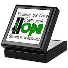 HOPE Cerebral Palsy 4 Keepsake Box