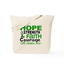HOPE Cerebral Palsy 3 Tote Bag