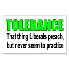 Tolerance Rectangle Decal