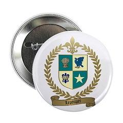 LEPOUPET Family Crest Button
