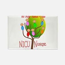 NICU Nurse Rectangle Magnet