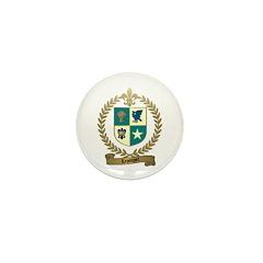 LEPOUPET Family Crest Mini Button (10 pack)