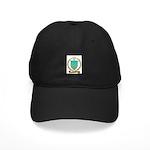 LEPRIEUR Family Crest Black Cap