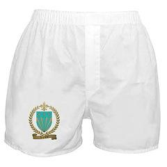 LEPRIEUR Family Crest Boxer Shorts
