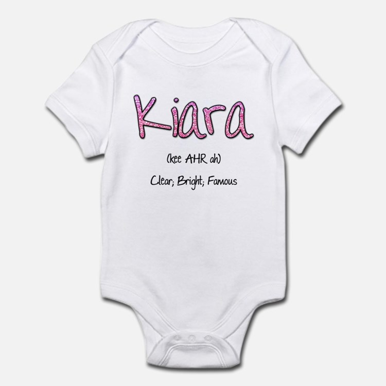 Kiara Infant Bodysuit
