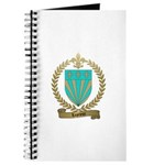 LEPRIEUR Family Crest Journal