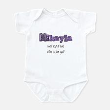 Mikayla Infant Bodysuit