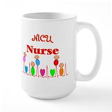 MORE NICU Nurse Mug