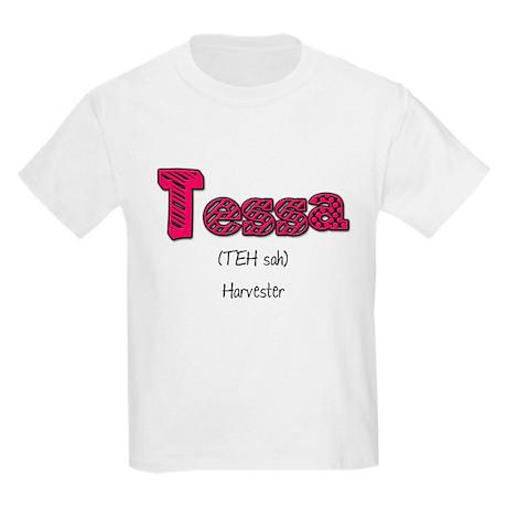 Tessa Kids Light T-Shirt