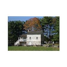Kennedy Farmhouse Rectangle Magnet