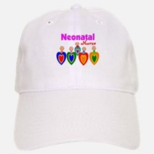 MORE NICU Nurse Baseball Baseball Cap