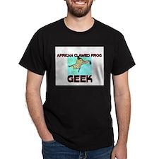 African Elephant Geek T-Shirt