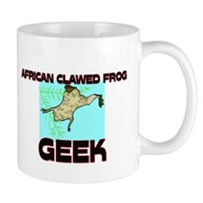 African Clawed Frog Geek Mug