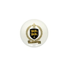 LEPRINCE Family Crest Mini Button (100 pack)