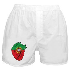 Heart Portugal Boxer Shorts