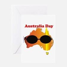 Australia Day Greeting Card