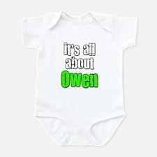 Owen Infant Bodysuit