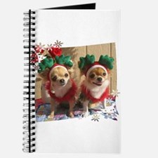 Chihuahua Xmas Journal