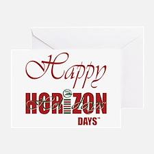 Happy HORIZON Days Greeting Card