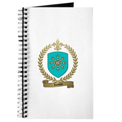 LEROUX Family Crest Journal