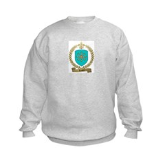 LEROUX Family Crest Sweatshirt