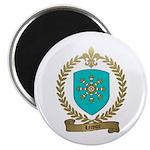 LEROUX Family Crest Magnet