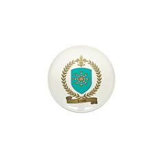 LEROUX Family Crest Mini Button (10 pack)