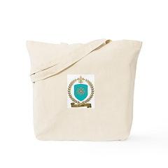 LEROUX Family Crest Tote Bag