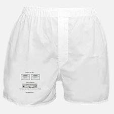 Dualies Boxer Shorts