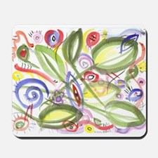 Colorful Fun and Funky Mousepad