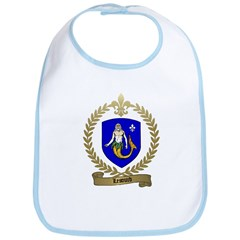 LESOURD Family Crest Bib