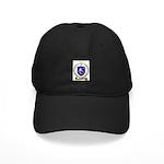 LESOURD Family Crest Black Cap