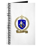 LESOURD Family Crest Journal