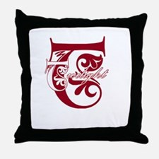 Cool Twilight Throw Pillow