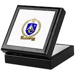 LESOURD Family Crest Keepsake Box
