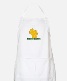 Wisconsin Native BBQ Apron