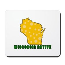 Wisconsin Native Mousepad