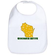 Wisconsin Native Bib