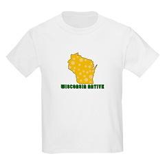 Wisconsin Native T-Shirt
