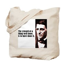 "Emerson ""The Reward"" Tote Bag"