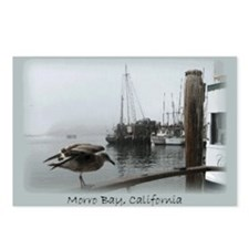 Morro Bay CA Postcards (Package of 8)