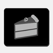 Gloomy Death Cake Mousepad
