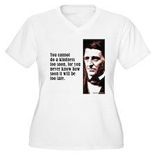 "Emerson ""A Kindness"" T-Shirt"
