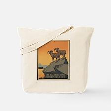 National Parks Tote Bag
