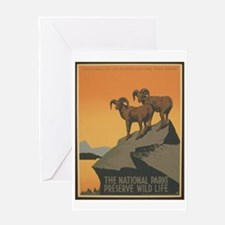 National Parks Greeting Card