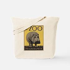 Philadelphia Zoo Tote Bag