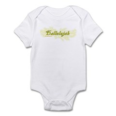 Hallelujah Infant Bodysuit