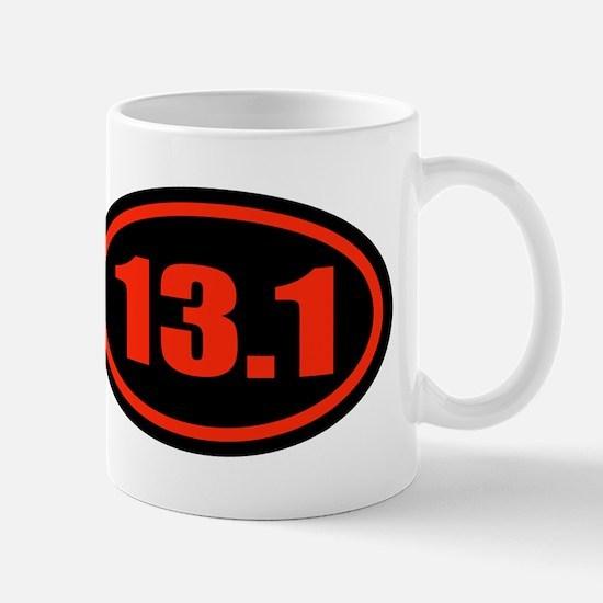 13.1 Half Marathon Mug