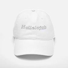 Hallelujah Baseball Baseball Cap